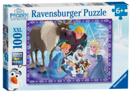 Ravensburger: Disney - Frozen, Family is Tradition 100-palaa