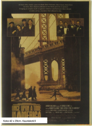 Juliste Once Upon A Time In America, 42 x 29cm